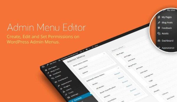Admin Menu Editor - Gpl Pulse