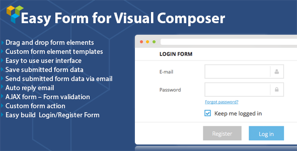 DHVC Form – WordPress Form for Visual Composer