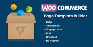 DHWCPage – WooCommerce Page Template Builder