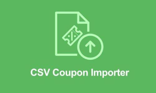 Easy Digital Downloads Coupon Importer Addon