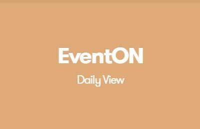 EventON Daily View Addon - Gpl Pulse