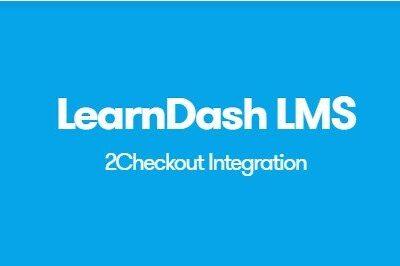 LearnDash LMS 2Checkout Integration Addon - Gpl Pulse