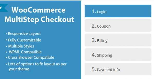 WooCommerce MultiStep Checkout Wizard - Gpl Pulse