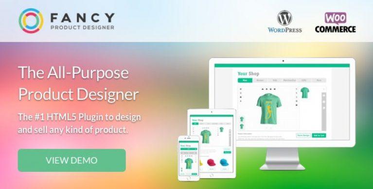 Fancy Product Designer – WooCommerce WordPress - Gpl PUlse