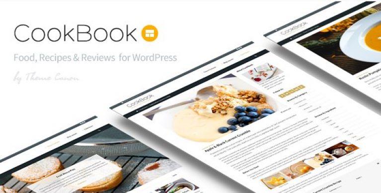 CookBook – Food Magazine Blog - Gpl Pulse