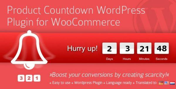 Product Countdown WordPress Plugin - Gpl Pulse