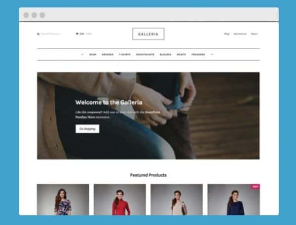 WooThemes Galleria WooCommerce Themes - Gpl Pulse