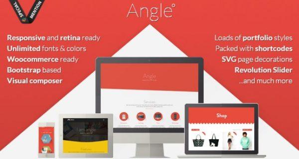 Angle – Flat Responsive Bootstrap MultiPurpose Theme - Gpl Pulse