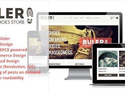 Buler – A Rugged Ecommerce WooCommerce Theme - Gpl Pulse