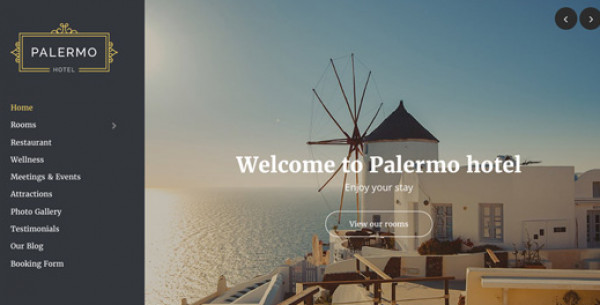 CSS Igniter Palermo WordPress Theme - Gpl Pulse