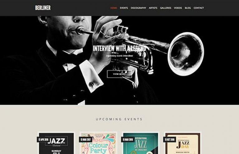 CSS Igniter Berliner WordPress Theme - Gpl Pulse