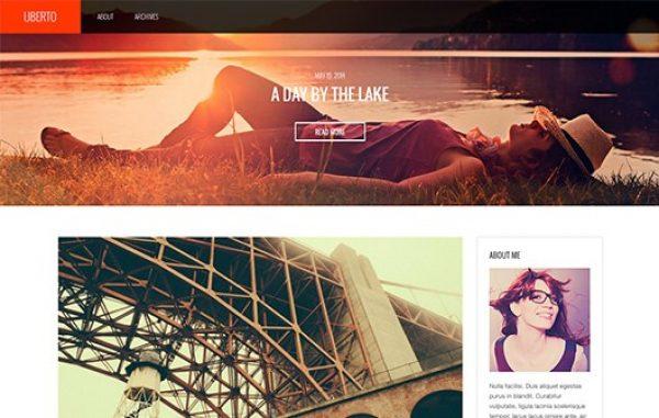 CSS Igniter Uberto WordPress Theme - Gpl Pulse