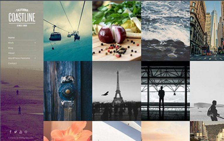 CSS Igniter Coastline WordPress Theme - Gpl Pulse