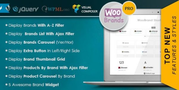 WooCommerce Brands By Proword - Gpl Pulse