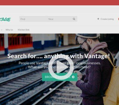AppThemes Vantage WordPress Themes - Gpl Pulse