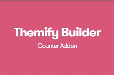 Themify Builder Counter Addon - Gpl Pulse