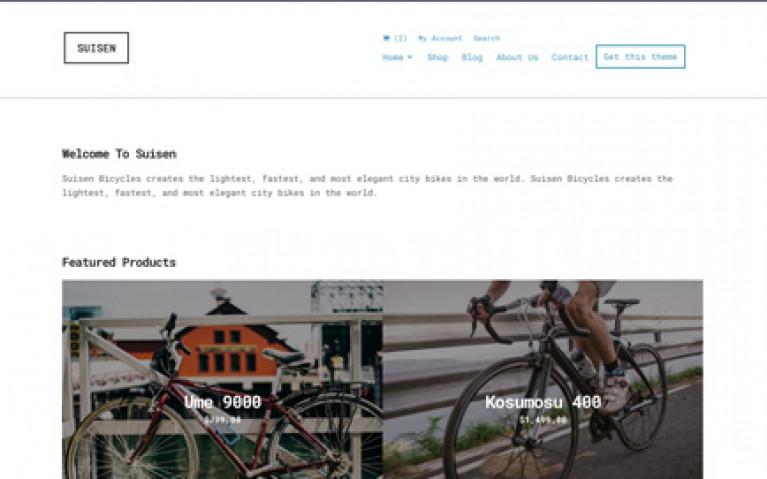 CSS Igniter Suisen WordPress Theme - Gpl Pulse