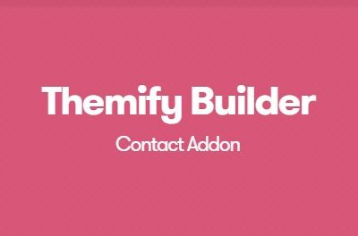 Themify Builder Contact Addon - Gpl Pulse