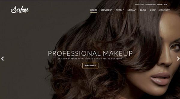 CSS Igniter Salon WordPress Theme - Gpl PUlse