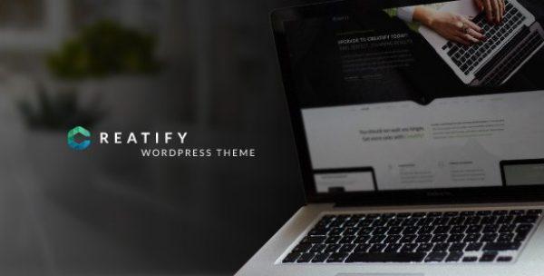 Creatify – Multipurpose Business Theme - Gpl Pulse