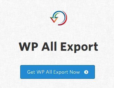 Soflyy WP All Export Pro Premium - Gpl Pulse