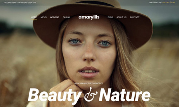 CSS Igniter Amaryllis WordPress Theme - Gpl Pulse