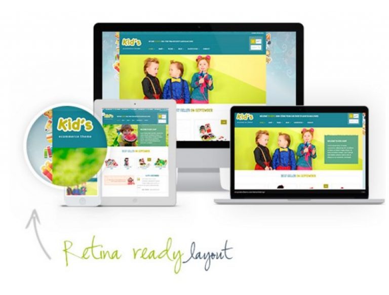 YITH Kidshop Premium WooCommerce Themes - Gpl Pulse