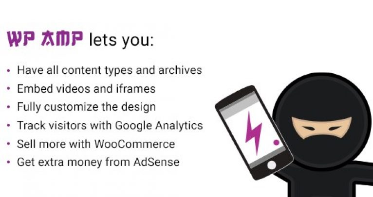 WP AMP – Accelerated Mobile Pages For WordPress and WooCommerce - Gpl Pulse