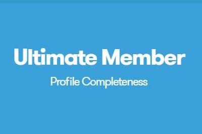 Ultimate Member Profile Completeness - Gpl Pulse