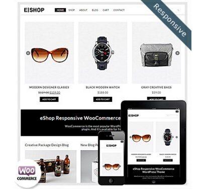 Dessign Eshop WooCommerce Themes - Gpl Pulse