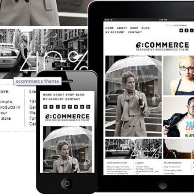 Dessign ECommerce WooCommerce Themes - Gpl Pulse