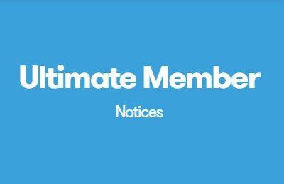Ultimate Member Notices - Gpl Pulse