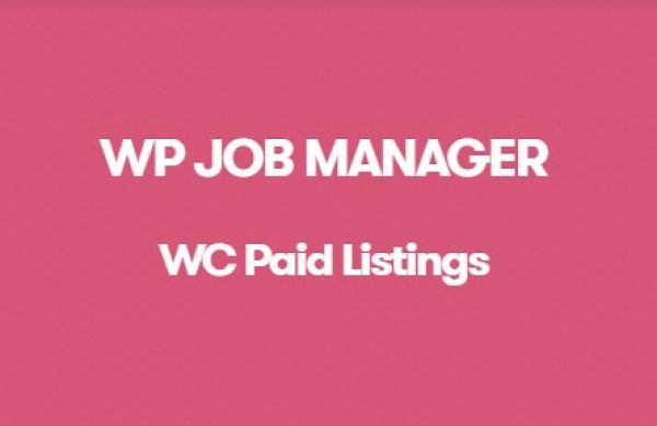 WP Job Manager WC Paid Listings Addon - Gpl PUlse