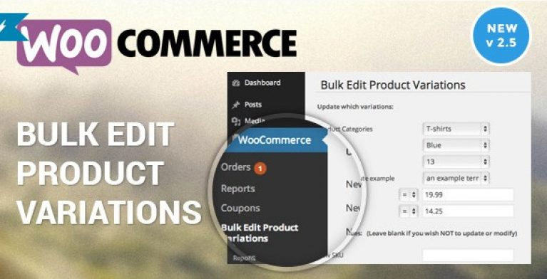 Woocommerce Bulk Edit Variable Products & Prices - Gpl Pulse