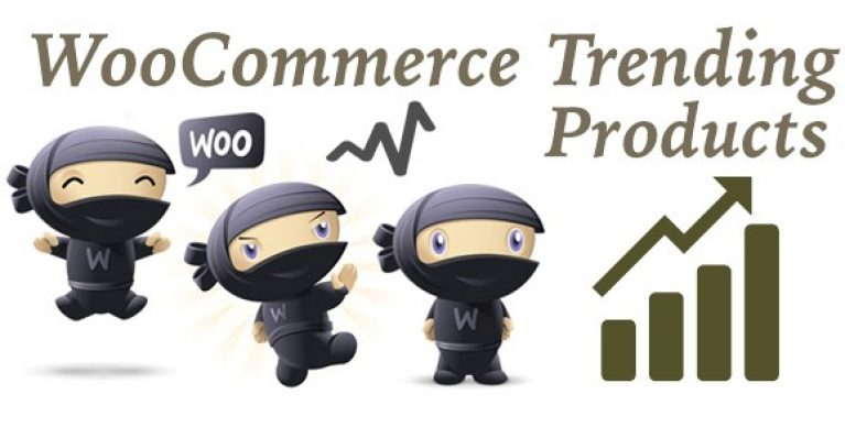 WooCommerce Trending Products - GPl PUlse