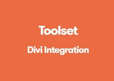 Toolset Divi Integration - Gpl Pulse
