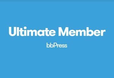 Ultimate Member bbPress - Gpl Pulse