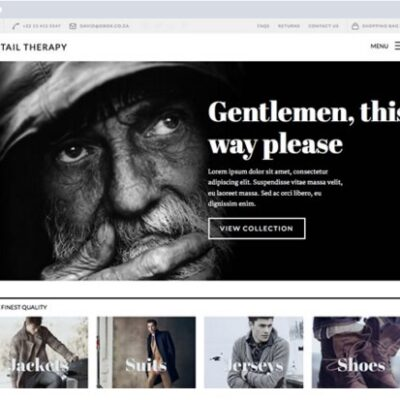 OboxThemes Retail Therapy WooCommerce Themes - Gpl Pulse