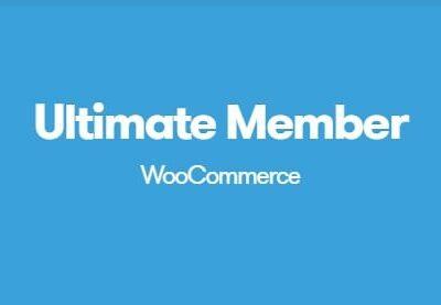 Ultimate Member WooCommerce - Gpl Pulse
