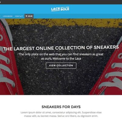 OboxThemes Lace and Sole WooCommerce Themes - Gpl Pulse