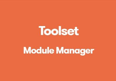 Toolset Module Manager - Gpl Pulse