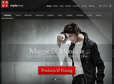 Elegant Themes StyleShop WooCommerce Themes - Gpl Pulse