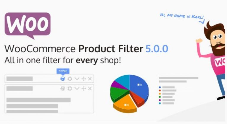 WooCommerce Product Filter - Gpl Pulse