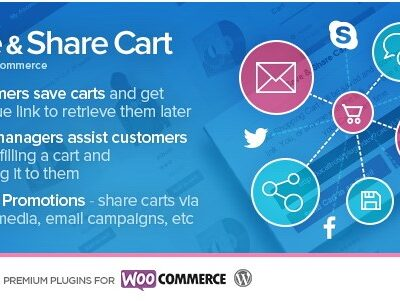 Save & Share Cart for WooCommerce - Gpl PUlse