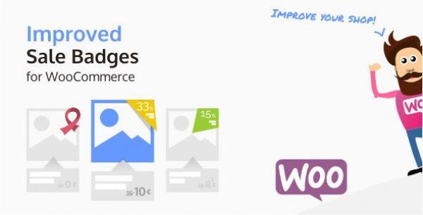 Improved Sale Badges for WooCommerce - Gpl Pulse