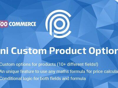Uni CPO – WooCommerce Options and Price Calculation Formulas - Gpl Pulse