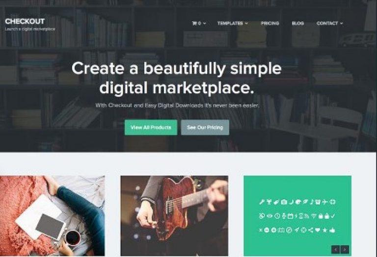 Array Themes Checkout WordPress Theme - Gpl Pulse