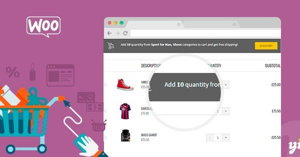 YITH WooCommerce Cart Messages Premium - Gpl Pulse