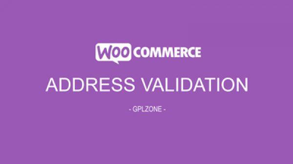 WooCommerce Postcode/Address Validation - Gpl Pulse