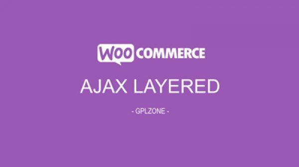 WooCommerce Ajax Layered Navigation - Gpl Pulse